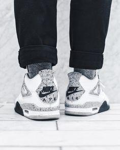Air Jordan IV cement  sneakernews  Sneakers  StreetStyle  Kicks  adidas   nike 577d1b9ff