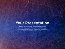 Nuclear Energy Powerpoint Template. Free PPT template.