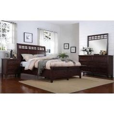 Queen Sleigh Storage Bedroom Suite BR1001QS by Winners Only in Portland, Lake Oswego, OR