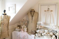 Where this blogger creates ~ My Craft Room--songbird blog