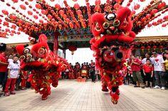 Chinese Masquerade