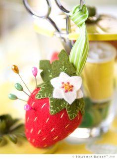 Heather Bailey - strawberry