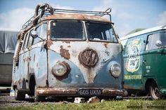 RATT STYLE :O Volkswagen Transporter, Transporter Van, Volkswagen Minibus, Volkswagen Type 2, Vw T1, Vw Caravan, Vw Camper, Beach Camper, Vw Rat Rod