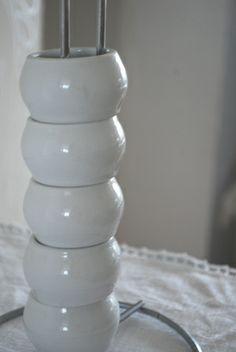 Aufbewahrung für Serviettenringe - Storage for napkin rings