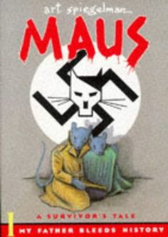 Maus I (Penguin Graphic Fiction) (Pt. 1) « Library User Group   Teaching the Holocaust