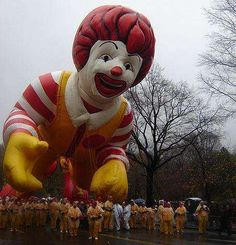 Cannibal Ronald McDonald Is Not Even The Creepiest...