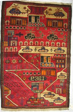 Weaves of War Contemporary Carpet, Pattern And Decoration, Homemade Home Decor, Oriental Rugs, Magic Carpet, Kilims, Central Asia, Tribal Rug, Persian Carpet