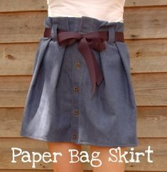 Love the idea of upcycling old clothes into cute new ideas