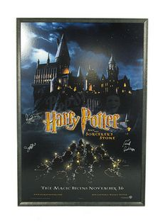 Signed Movie Poster Display | Prop Store - Ultimate Movie Collectables