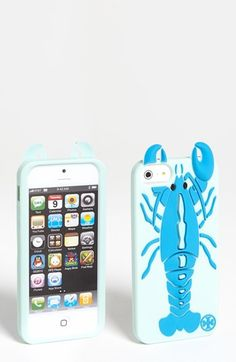 Apparently our blue lobster, Toby, has caught the eye of designer Tory Burch!