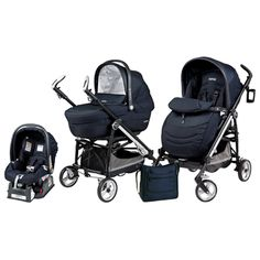 On my top 5 list.  Peg-Perego Switch Four Modular System.