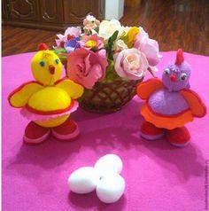 Создаем пасхального цыпленка из фоамирана - Ярмарка Мастеров - ручная работа, handmade