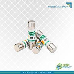 Fusible 15A 600 V - Proteccion DC para Sistemas fotovoltaicos. Convenience Store, Convinience Store