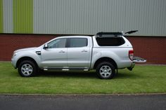 Ford Ranger Mk5 (2012 on) Double Cab