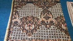 Batik from Central Java #patern #batik #indonesia
