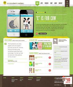 Great website design
