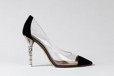 The Designer Cinderella-Inspired Glass Slippers Have Been Revealed | Salvatore Ferragamo