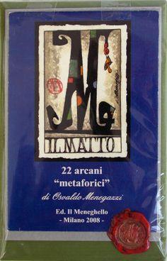 Tarocco Metaforico Very Limited edition to 250 decks.