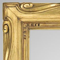 Frame in the Sansovino Style, American, 20thCentury. Find this and other decorative arts at CuratorsEye.com.