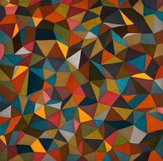 Sol LeWitt/Complex Forms(1990)