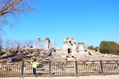 Ruined [[Beijing, China]]