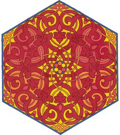 ❤⊰❁⊱ Mandala⊰❁⊱ Escudo de Armas [blog]. Coat of Arms [blog]