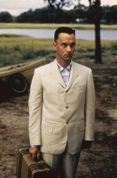 Forrest Gump (Tom Hanks) ~ Forrest Gump (1994) ~ Movie Stills