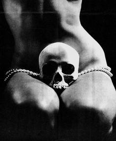 Lamentation #Skull, #Girl, #Dark, #Death