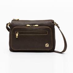 Bolso de piel - Leather Bag - Zerimar