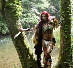 Red Sonja cosplay | Red Sonja Cosplay | Geeky Stuff | Pinterest