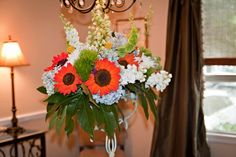 Summertime! @marigold designs Marigold Designs does the best flowers in birmingham!
