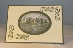stampin up tuscan vi