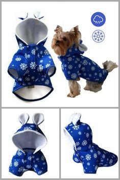 Dog raincoat Waterproof dog coat #dogcoat #dogjacket #waterproof #smalldog #raincoat #yorkshireterrier #dogclothes (scheduled via http://www.tailwindapp.com?utm_source=pinterest&utm_medium=twpin)