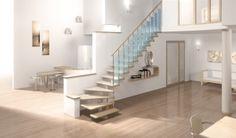 модульная лестница Nika