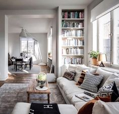 ellopiageenos Apartment Interior Design, Interior Design Living Room, Living Room Decor, Apartment Ideas, Swedish Interior Design, Scandinavian Interior, Hipster Living Rooms, Hipster Bedrooms, Hipster Home Decor