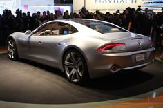 fisker car | Fisker launches hybrid, plug-in sports car | The Next Great Generation