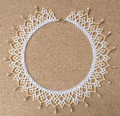 Collar | biser.info - all about beads and beaded works