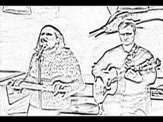 "Wow, 6 and a half years ago (on John's birthday!), after I ran my poetry ope mic I uploaded YouTube video (with the ""line drawing"" filter) of me (Janet Kuypers) singing (with John on guitar) the Nirvana song ""Verse Chorus Verse / Sappy"" (that I first covered in my band ""Mom's Favorite Vase"" in the 1990s) live at the Cafe open mic I hosted in Chicago 3/23/10."