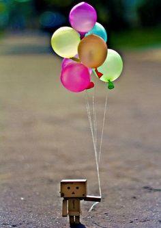 Danbo Balloons