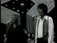 ג'וזי כץ ושמוליק קראוס - שוב 1976 - YouTube