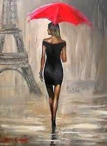 Add Winston For paint your pet day Art Sketches, Art Drawings, Paint Your Pet, Urbane Kunst, Rain Art, Umbrella Art, Arte Pop, Beautiful Paintings, Painting & Drawing