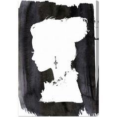 Beaute canvas print, Oliver Gal, $114.95, Joss & Main
