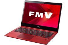 """Fujitsu lança notebook com Haswell e tela IGZO de alta resolução  O aparelho tem 14 polegadas, tela sensível ao toque e HD de 500 GB. O processador Haswell é um Core i5 de 1.6 GHz. O chip, que promete grandes melhorias não apenas em performance como também em vida útil da bateria, foi confirmado na última terça-feira (4) pela Intel e deve estar em boa parte dos computadores da """"nova geração""""."""