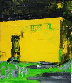 "Saatchi Online Artist younju jung; Painting, ""on the road"" #art"