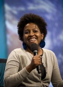 rocking that fro too!  Africa's Most Successful Women: Ory Okolloh - Forbes