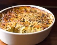 Swiss Chard and Potato Casserole Recipe | Daily Unadventures in Cooking