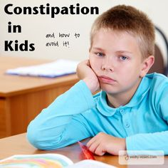 Constipation in Chil