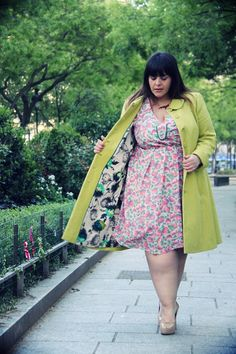 Seriously, Stéphanie Zwicky has become my personal fashion idol. #plussize #fatshion