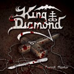 """King Diamond, The Puppet Master**: I've never really known what to make of Mr. Diamond. By this I mean that I don't know whether or not to take the man seriously. I know that a number of 80s metal bands have discussed his influence on them, but I'm not sure I really buy the argument. I just don't see the influence. And I listen to this album, and I just shrug my shoulders, cock my head, and sigh """"Meh."""" Then I think it could be so much better. 9/22/15"""