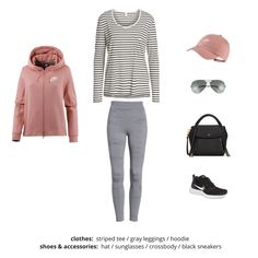 Toms Shoes OFF! I have the shoes and the glasses but would LOVE the rest of this outfit (including the handbag) Athleisure Outfits, Sporty Outfits, Cool Outfits, Fashion Outfits, Capsule Wardrobe Mom, Core Wardrobe, Comfortable Winter Outfits, Birkenstock Outfit, Classy Yet Trendy